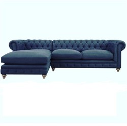 3A Mobilya New Sofistike L Chesterfield