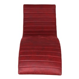 3A Mobilya Claret Red Massage Daybed